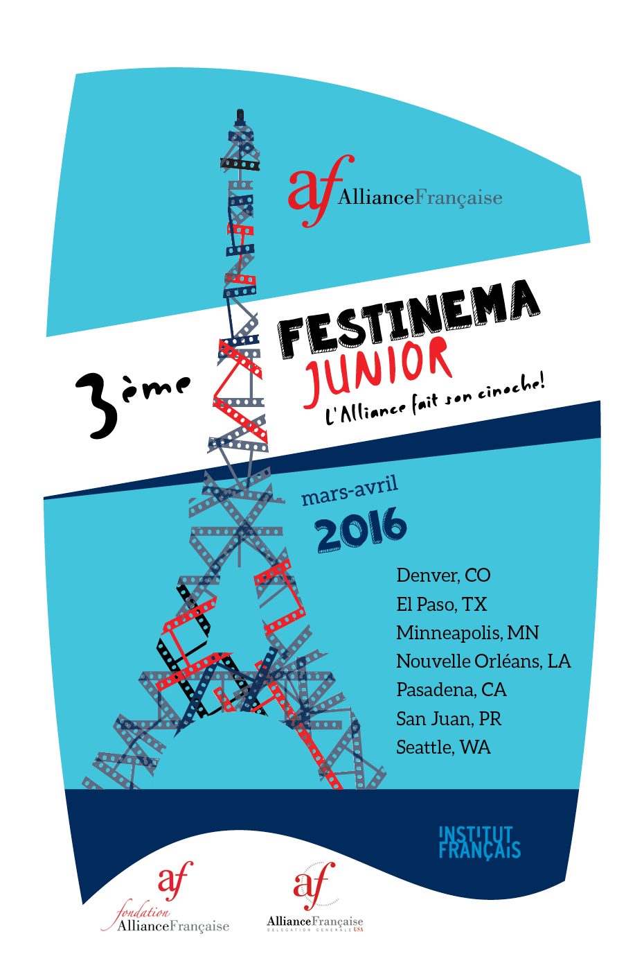 FESTINEMA  FLYER RECTO